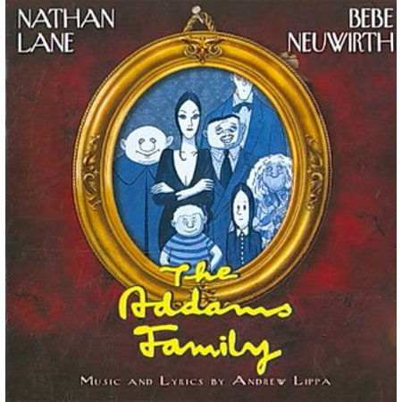 The Addams Family (CD) - The Addams Family Halloween Song