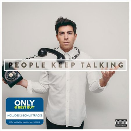 PEOPLE KEEP TALKING [BEST BUY EXCLUSIVE] [PA] (People Pa)