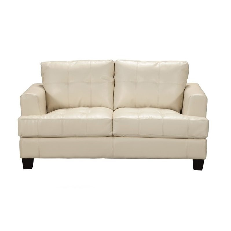 """Coaster Samuel 67.50"""" Loveseat, Multiple Colors by Coaster Company"""