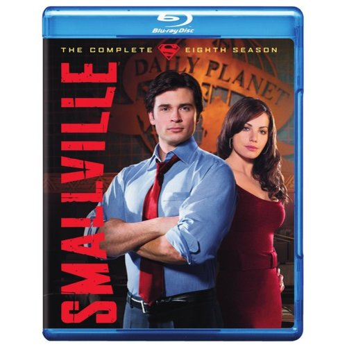 Smallville: The Complete Eighth Season (Blu-ray) (Widescreen)
