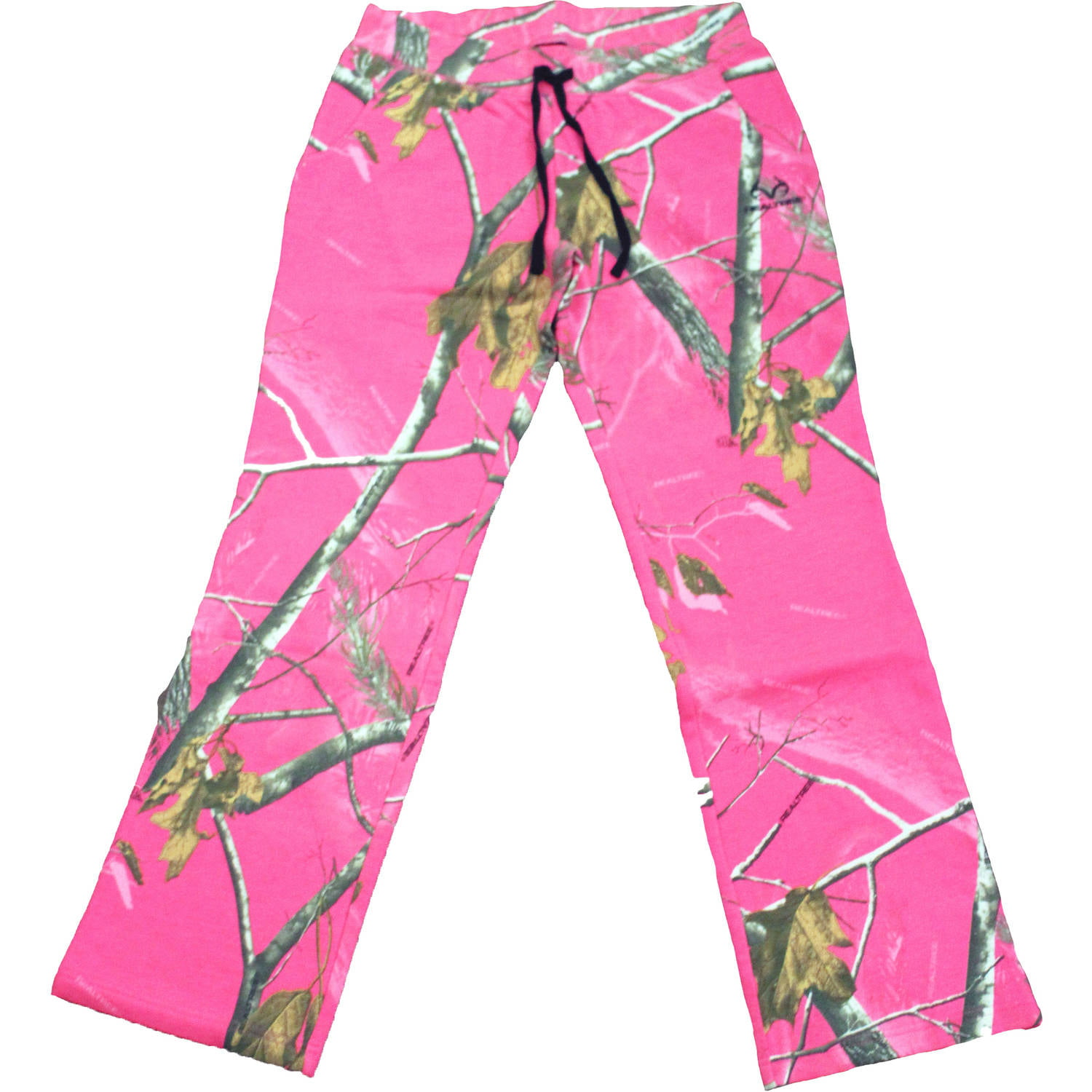 Mossy Oak Women's Fleece Camo Sweatpants, MO Breakup Country by Generic