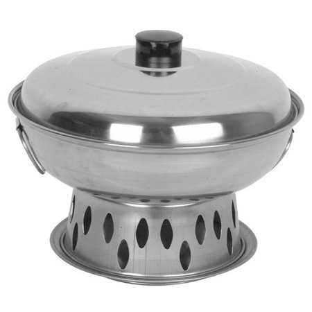 11 Dia X 11 H Alcohol Wok Set/Case of 3