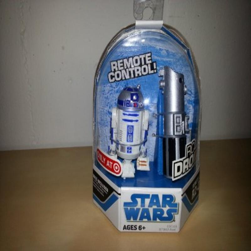 Star Wars RC Droid R2 D2