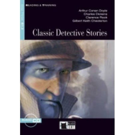 Classic Detective Storie +Cd