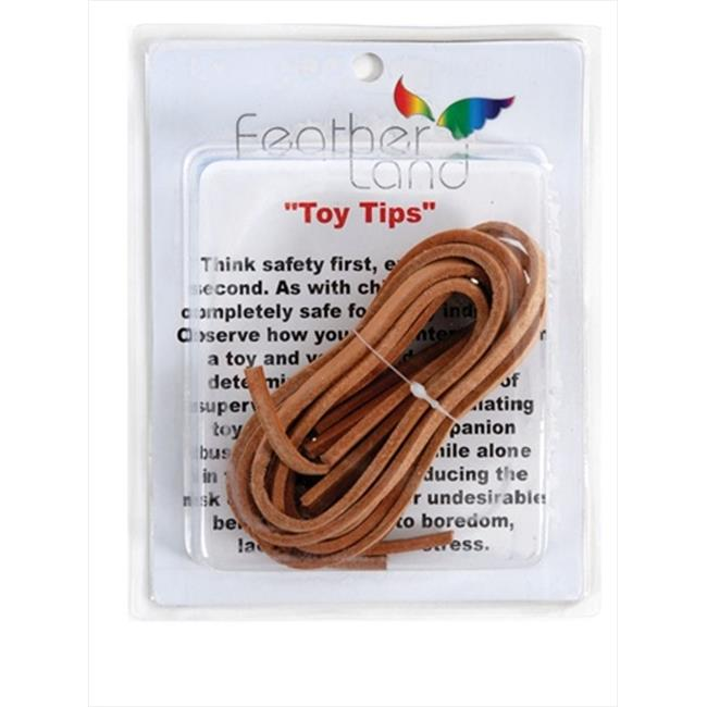 Caitec 604 1/4 inch Leather Strip 120 inch Long