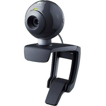 26f4b0030d1 Logitech Webcam C200 1.3 MP w/ Built-in Mic for XP Vista Win7 - Walmart.com