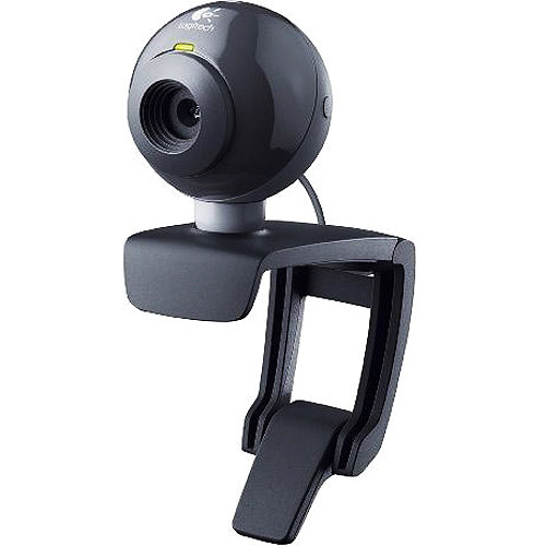 Logitech Webcam C200 1.3 MP w/ Built-in Mic for XP Vista Win7