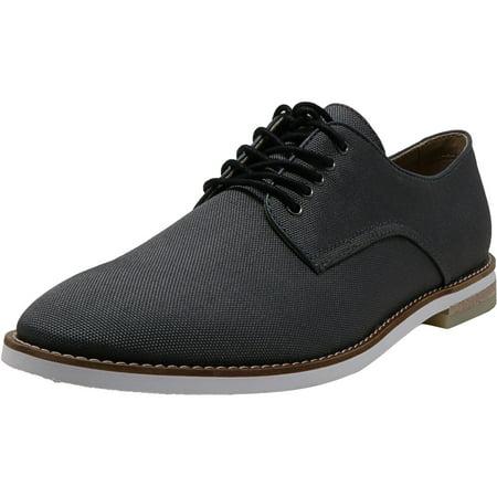 Calvin Klein Men's Atlee Ballistic Nylon Grey Ankle-High Sneaker - 7.5M