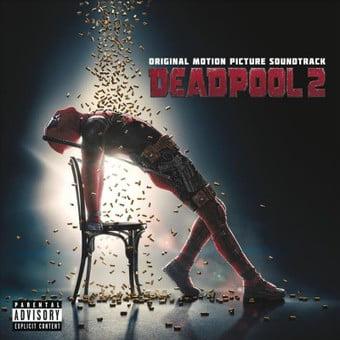 Deadpool 2 Soundtrack (CD) (explicit) - Halloween 2 Soundtrack