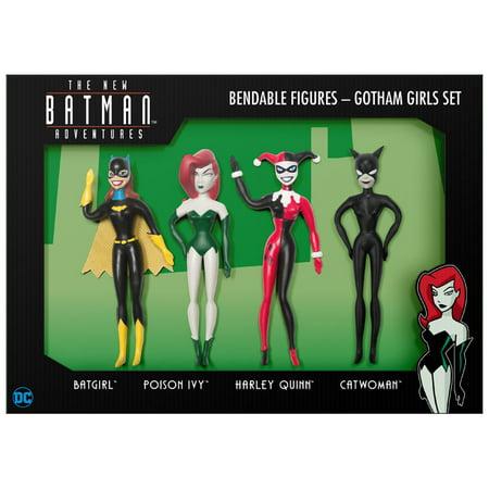 NJ Croce DC Comics The New Batman Adaventures Gotham Girls Boxed Set - Batgirl, Poison Ivy, Harley Quinn, Catwoman - Batgirl 20