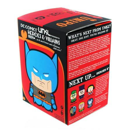 DC Comics Heroes & Villains Mystery Vinyl Blind Box Figure (qty - Dc Comic Villains Female