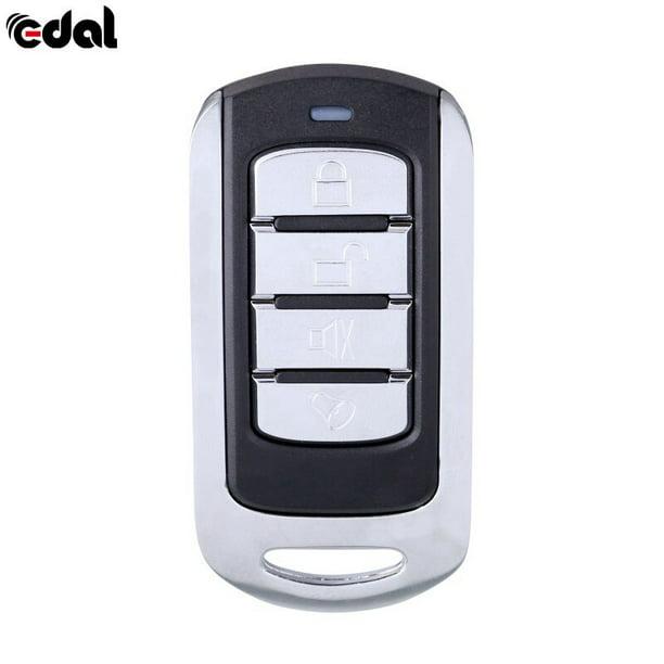 4 Button Universal Wireless RF Remote Control Duplicator Cloning For Garage Door