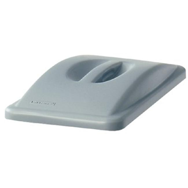 Rubbermaid Commercial 640-2688-88-LGRAY Handle Top