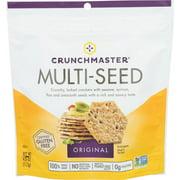 Crunchmaster Multiseed Cracker, 4.0 OZ (Pack of 12)