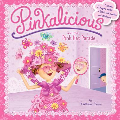 Pinkalicious and the Pink Hat Parade](Halloween Book Character Parade)
