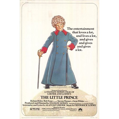 The Little Prince POSTER Movie (27x40) (Little Prince Photo)