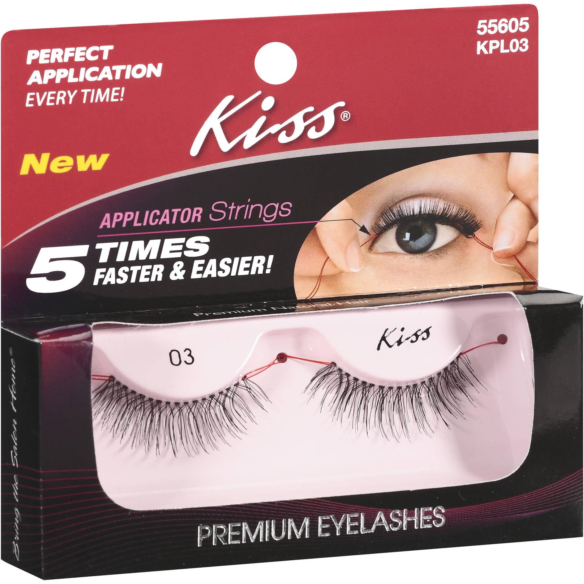 Kiss 03 Premium Eyelashes