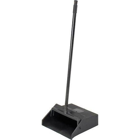 Carlisle 36141003-1 Pivoting Upright Lobby Dustpan with Metal Handle, 30