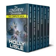 The Longview Chronicles: The Complete Saga - eBook