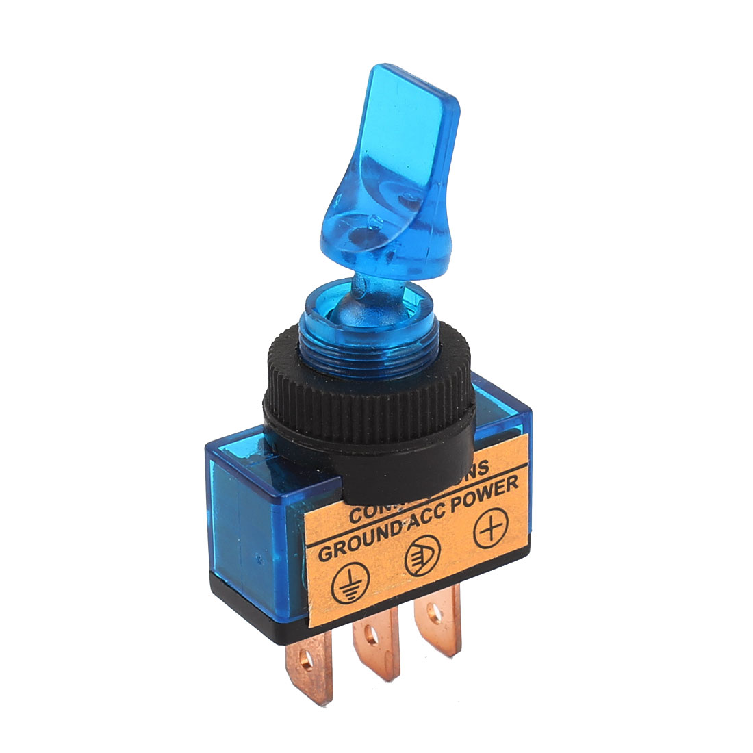 DC 12V  Lamp 2 Position ON/OFF SPST Car Auto Truck Marine Toggle Switch