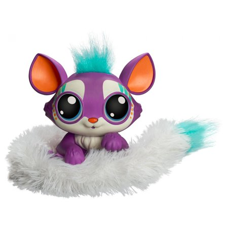 Lil' Gleemerz Loomur Furry Friend, Light Up Interactive Talking Toy
