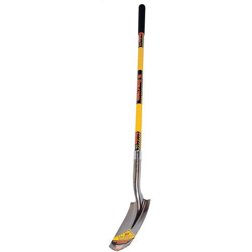 Seymour S702 48 in Fiberglass Handle Trenching Shovel