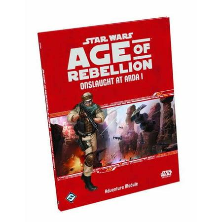Onslaught At Arda I Adventure Age Of Rebellion Star Wars Rpg Fantasy Flight Games