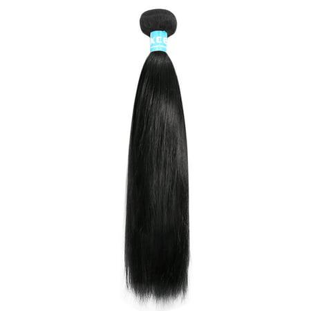 Wash Human Hair Extensions (Brazilian Human Hair Straight 12