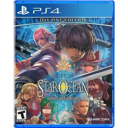 Square Enix Star Ocean: Integrity & Faith for PlayStation