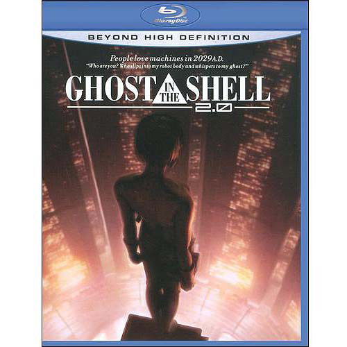 Ghost In The Shell 2.0 (Blu-ray) (Widescreen)