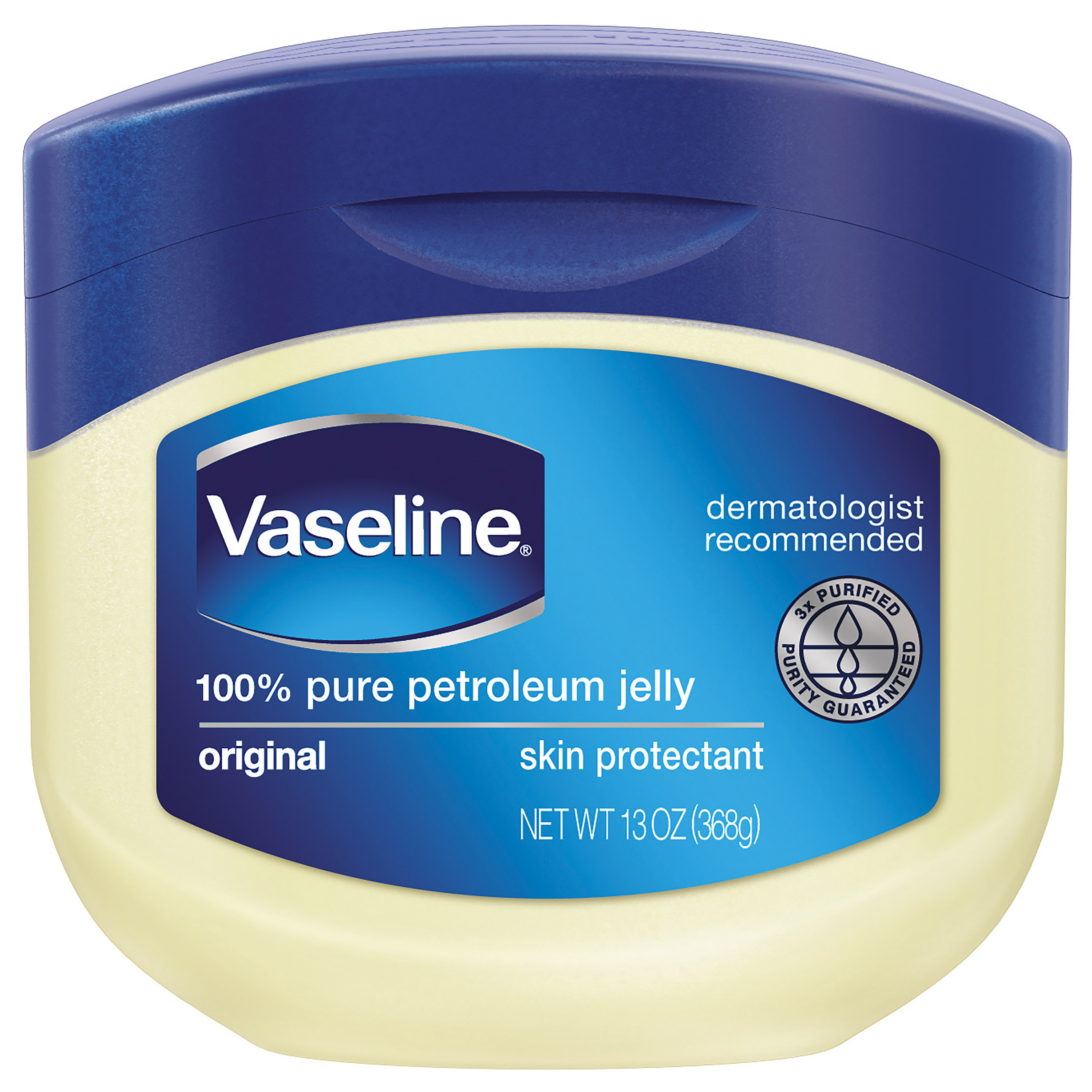 (2 pack) Vaseline Original Petroleum Jelly, 13 oz