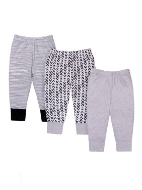 44aed3f5af4429 Product Image Knits Pants, 3-pack (Baby Boys or Baby Girls Unisex)