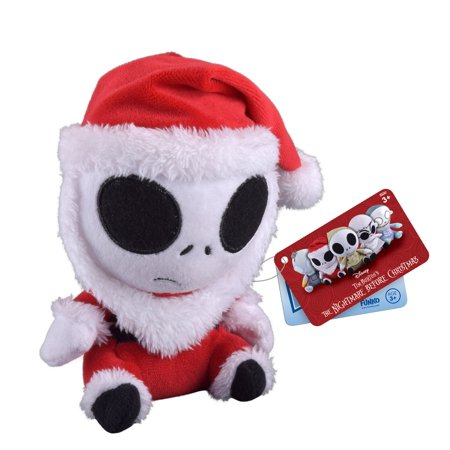 FUNKO MOPEEZ: NIGHTMARE BEFORE CHRISTMAS - SANTA JACK - Nightmare Before Christmas Jack Skeleton