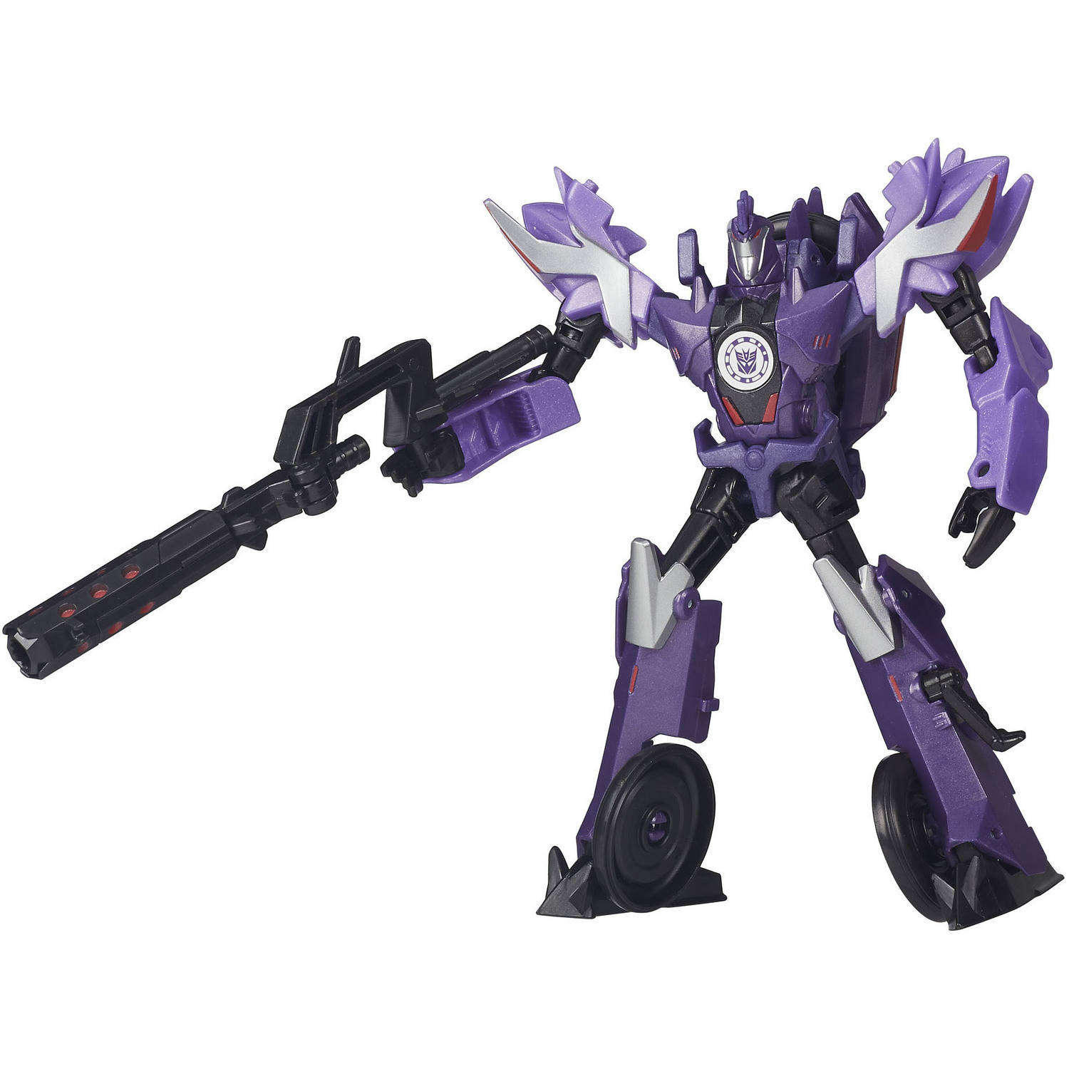 Transformers Robots in Disguise Warrior Class Decepticon Fracture Figure by