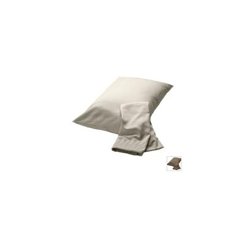 BedVoyage Rayon from Bamboo Queen Pillowcase Set in Mocha