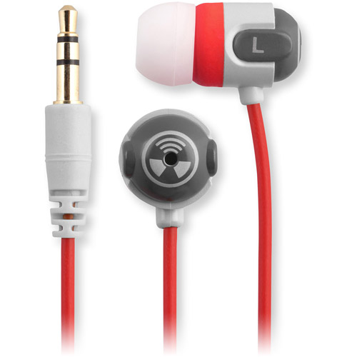 EarPollution Origin Earbuds, Assorted Colors