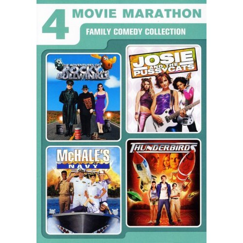 4 Movie Marathon: Family Comedy Collection (Widescreen)
