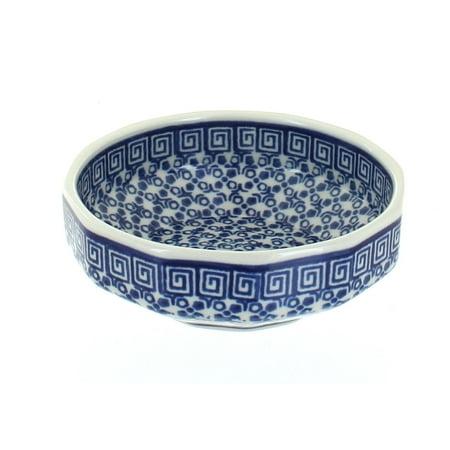Polish Pottery Olympia Small Angular - Angular Bowl