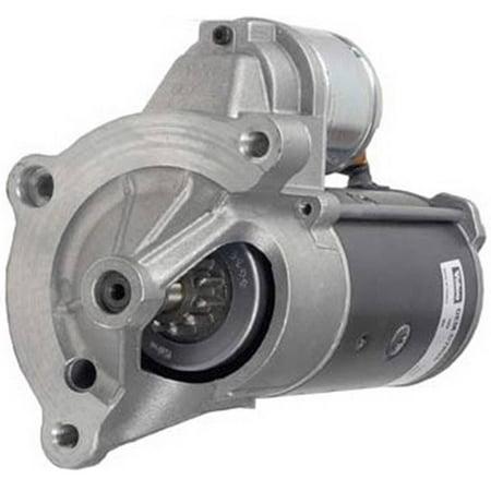 New Starter Motor Fits Toro Groundmaster 335D  455D 6500D Peugeot 1 9L 0001110056