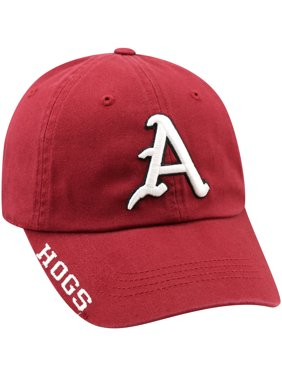 bfe90a47 Product Image Russell NCAA Men's Arkansas Razorbacks Home Cap