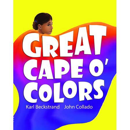 Great Cape o' Colors: Career Costumes for Kids - eBook - Occupation Costume Ideas