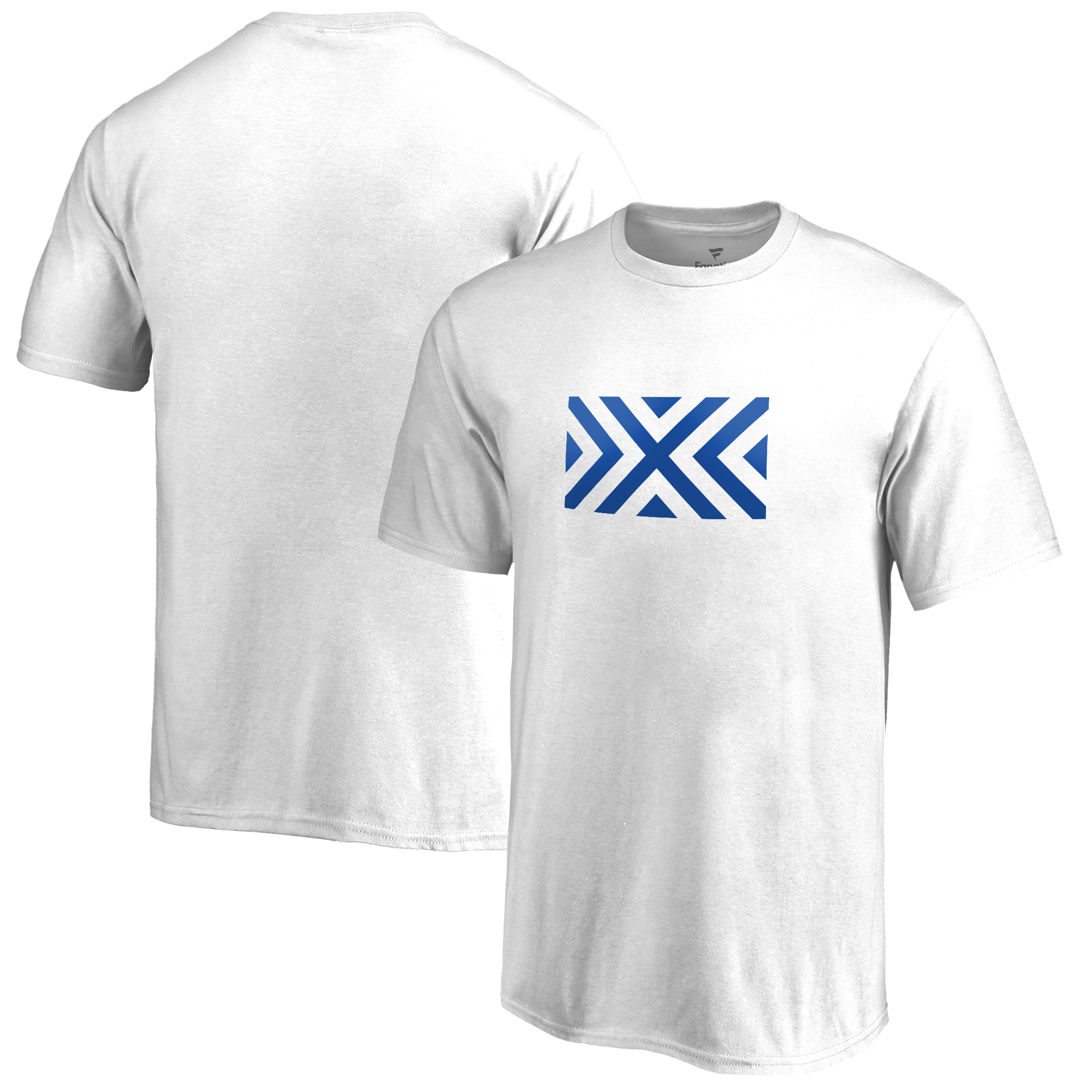 New York Excelsior Fanatics Branded Youth Team Identity T-Shirt - White