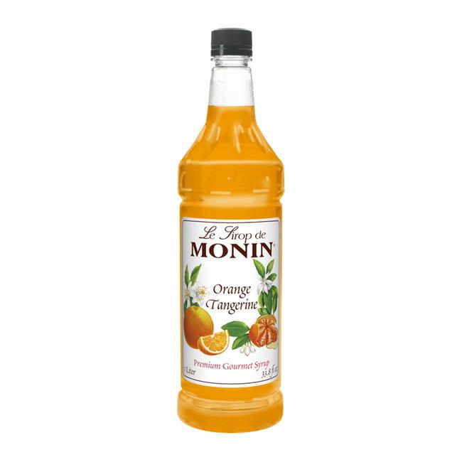 MONIN Orange Tangerine Syrup PET