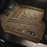 Lund 06-09 Volkswagen Passat Catch-It Carpet Front Floor Liner - Tan (2 Pc.)