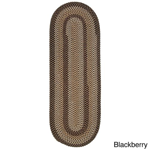 Brentwood Area Rug (2'5 x 10') Blackberry