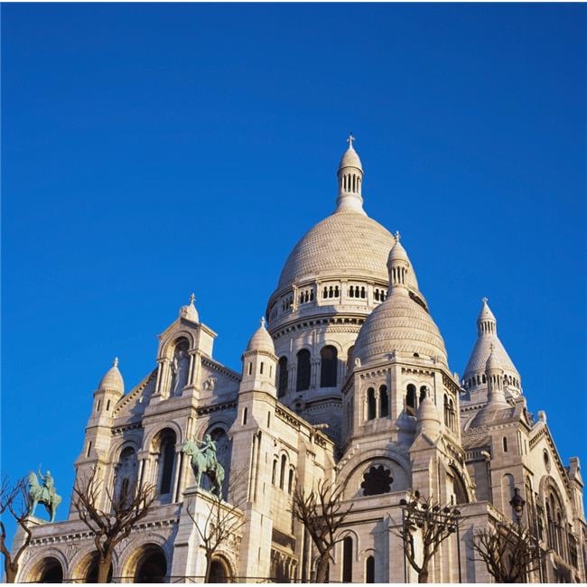 Posterazzi DPI1880996LARGE Basilique Du Sacre Coeur, Montmartre Poster Print, 24 x 24 - Large - image 1 of 1