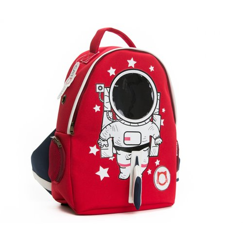 Catopia Premium Cat Smile Face Astronaut Pet Carrier