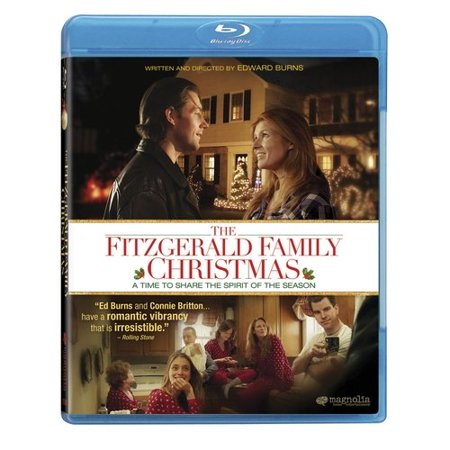 The Fitzgerald Family Christmas  Blu Ray