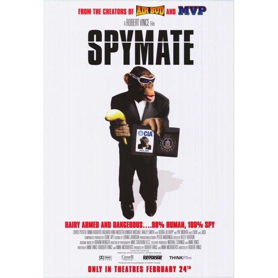 Spymate POSTER Movie Mini Promo