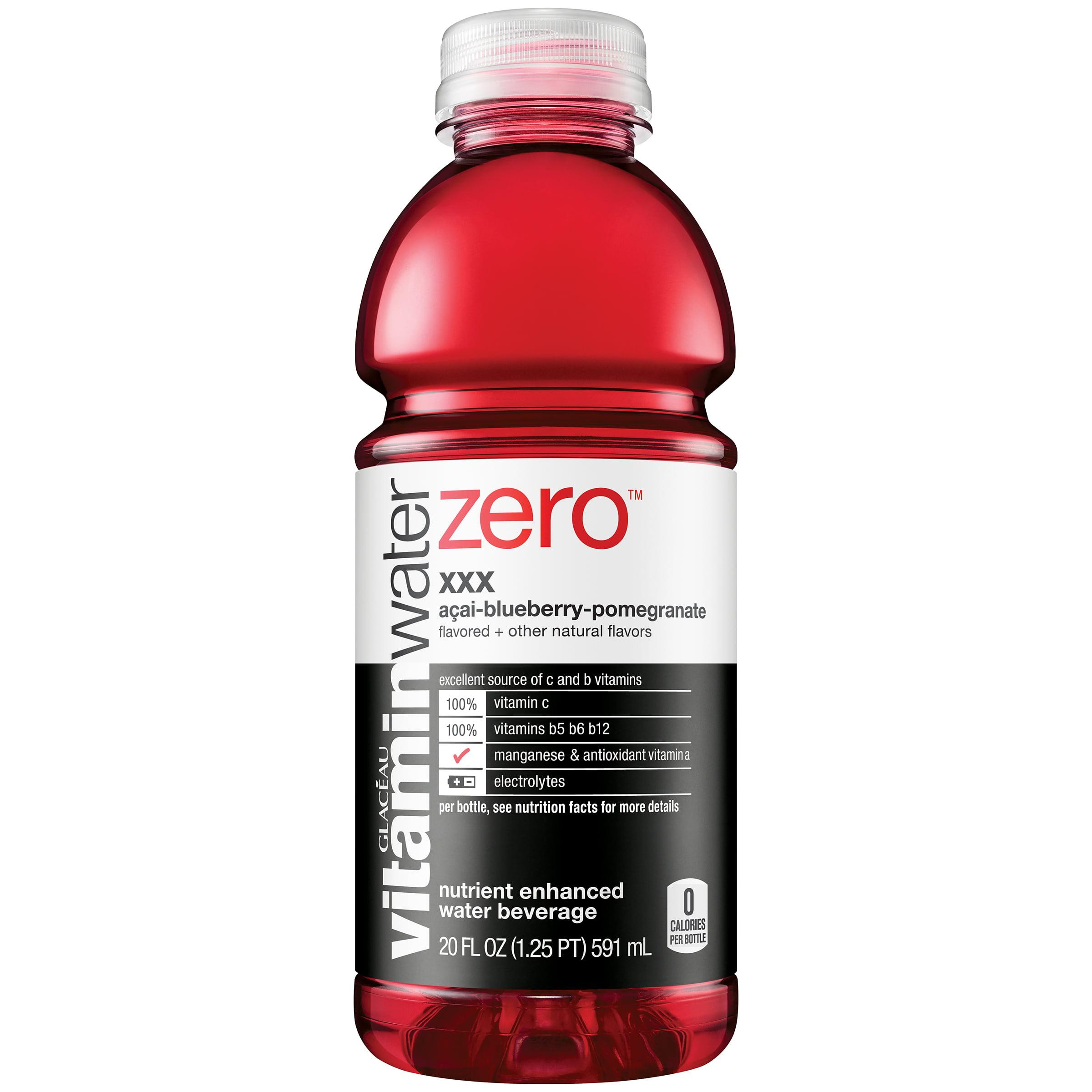 vitaminwater xxx, electrolyte enhanced water w/ vitamins